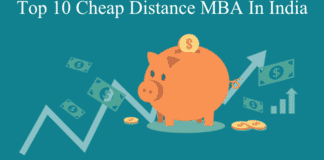 Top 10 Cheap Distance MBA in India